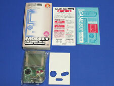 Nintendo GameBoy Pocket Famitsu Model F Limited Console Boxed Import Japan