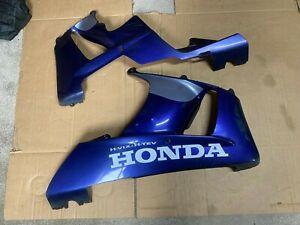 HONDA CBR 929 RR Fireblade Left & Right Hand side Lower Fairing Panels  (#1)