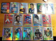 2001 Topps Archives Reserve Football singles you pick choice