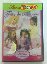 DVD Disney - Fête de Princesse - Volume 2 - Neuf sous blister