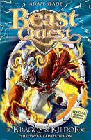 Kragos and Kildor the Two-Headed Demon: Special 4 (Beast Quest), Blade, Adam, Ve