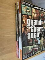 Video Game Strategy Guide Lot 5 Books!