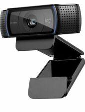 Logitech C920x Pro HD Webcam - Black