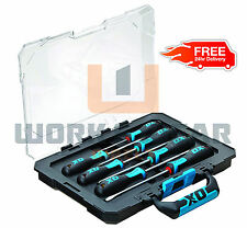Ox Pro Series 7 Piece screwdriver set, in case, in stock, fast delivery