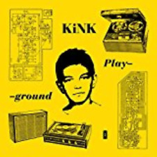 KINK-PLAYGROUND-IMPORT CD WITH JAPAN OBI E78