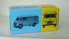 Repro box Lion car nr 28 Commer bestelwagen