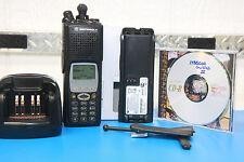 Motorola XTS5000 III UHF 403-470MHz  Astro XTS 5000 FPP *Loaded #ENG