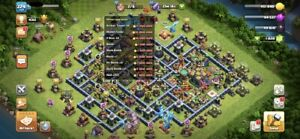 MAX TH14 | HIGH PETS | MAX HEROS | MAX BUILDER BASE email And SC Included