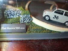 Diorama Fiat Nuova 500 Altaya (219)