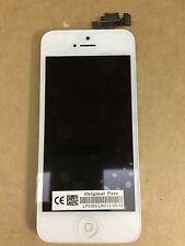 Genuine OEM Quality Replacement Lcd Screen For Original Apple iPhone 5 White