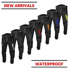 Black Friday Sale Motorbike Motorcycle Waterproof Cordura Trousers Pants Armours