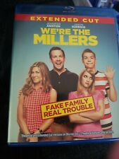 We're the Millers (Blu-ray/DVD, 2013, Extended Cut)