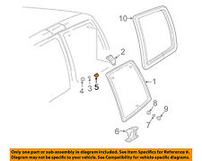 GM OEM Side Glass-Hinge Nut 88891771