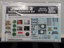 PARAGRAFIX 1/35 LiS: Jupiter 2 Spaceship Photo-Etch & Decal Set for MOE PGX121