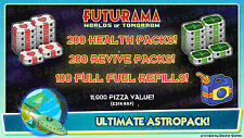 [iOS/Android] Futurama: Worlds of Tomorrow Ultimate Astropack!