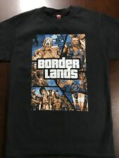 Border Lands Borderlands Video Game Gamer Graphic T-Shirt Sz S Small