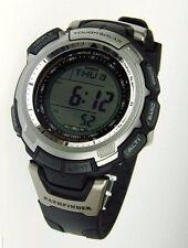 Casio Pro Trek Mens Resin Band Solar Power Pathfinder Wrist Watch - PAW1300-1V