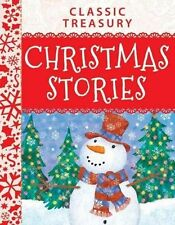 Classic Treasury: Christmas Stories, Belinda Gallagher, 1782095837, New Book