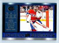 2016-17 Upper Deck Tim Hortons Game Day Action Carey Price ! #GDA-8