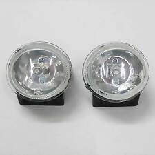 New Universal Fog Spot Lights Lamps Car Van 12v H3 55w Set Of 2