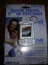 Digital Photo Frame Key Chain By Spectra