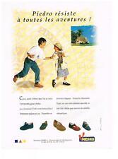 PUBLICITE ADVERTISING   1994     PIEDRO  chaussures