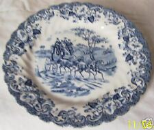 """JOHNSON BROTHERS COACHING SCENES 6-1/4"""" BREAD & BUTTER or DESSERT PLATE!"""