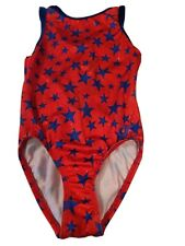 Girls' Gk Gymnastics Leotard - Size M