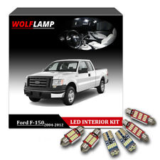 14Pcs Canbus Package Kit LED Interior Car Lights For 2004-2012 Ford F-150 F150