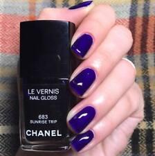 Chanel nail polish 683 sunrise trip gloss rare limited edition