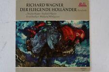Wagner Der Fliegende Holländer Ausschnitte Windgassen Haeflinger Kupper (LP32)