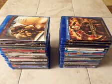Blu-Ray Movies Lot - Pick Your Own: $3-$6 + Flat Rate Shipping $3.5 Lot #1
