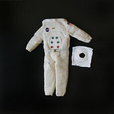 """1/6 Scale White Space Suit Model Mini Toy For 12""""in Action Figure Accessory"""