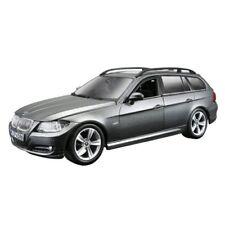 Bmw 3 Series Touring Gray 1 24 Burago Bu22116gy