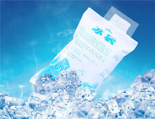 5 PACKS INSTANT COLD COMPRESS ICE PACK FOR FIRST AID PAIN RELIEF FOOD STORAGE