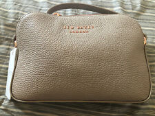 Ted Baker Daisi Camera Bag In Taupe BNWT Rrp £109 💓 Gorgeous 💓