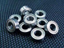 (50 PCS) MR105ZZ (5x10x4 mm) Metal Shielded Ball Bearing Bearings MR105z