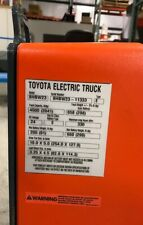 Toyota 8HBW23 Electric Walkie Pallet Jack