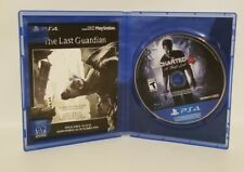 UNCHARTED 4 A Thief's End PS4 game Very Good Condition