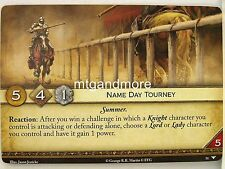 A Game of Thrones 2.0 LCG - 1x #051 Name Day Tourney - Watchers on the Wall