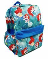 "Backpack Disney Mermaid Ariel All-Print16"" Children School for Girls"