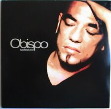 "PASCAL OBISPO - CD SINGLE PROMO ""SOLEDAD"""
