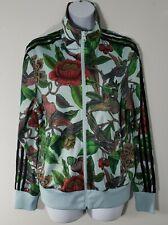 Adidas Originals Florera Battle Of The Birds Floral Track Jacket Size L