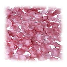 2500 x Rosenblätter, Deko für Hochzeit, Streudeko Blüten, Streublumen bordeaux