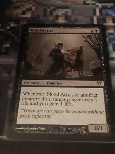 Blood Artist - NM Avacyn Restored MTG