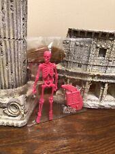 Vitruvian HACKS 'Kickstarter Exclusive' Pink Skeleton Boss Fight Studio MIB