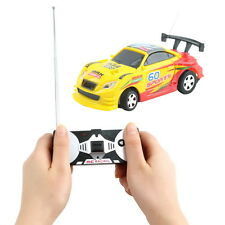 Coke Can Mini Speed RC Radio Remote Control Micro Racing Car Toy Gift New H2