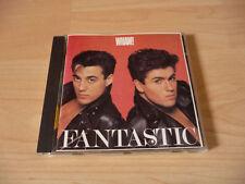 CD Wham! - Fantastic - 1983 incl. Club Tropicana + Bad Boys + Wham Rap