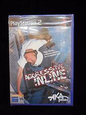 Aggressive Inline para playstation 2 Pal Nuevo y precintado