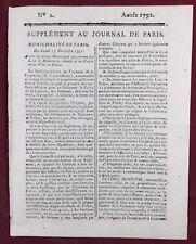 Faux Assignats de Cinq cents Livres 1792 Domaine de Cosqueville Manche Police